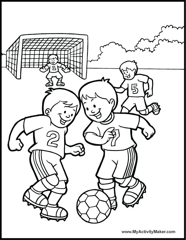 618x798 Football Player Coloring Page Professional Football Player
