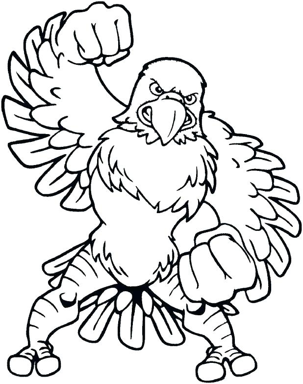 618x782 Eagle Coloring Pages Coloring Pages Collection