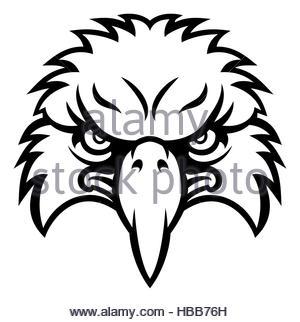 300x322 Bald Eagle Cartoon Icon Stock Vector Art Amp Illustration, Vector