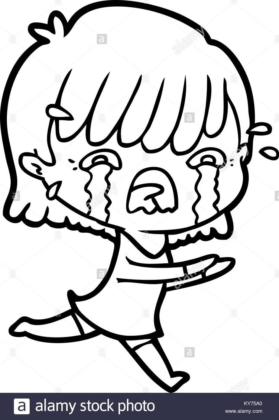 923x1390 Cartoon Girl Crying Stock Photos Amp Cartoon Girl Crying Stock