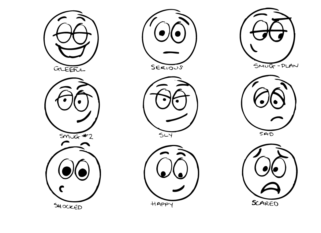 cartoon faces expressions drawing at getdrawings com free for personal use cartoon faces clip art funny monday clip art funny sayings