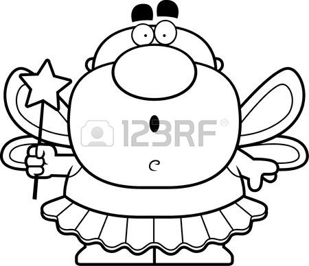 Cartoon Fairy Drawing