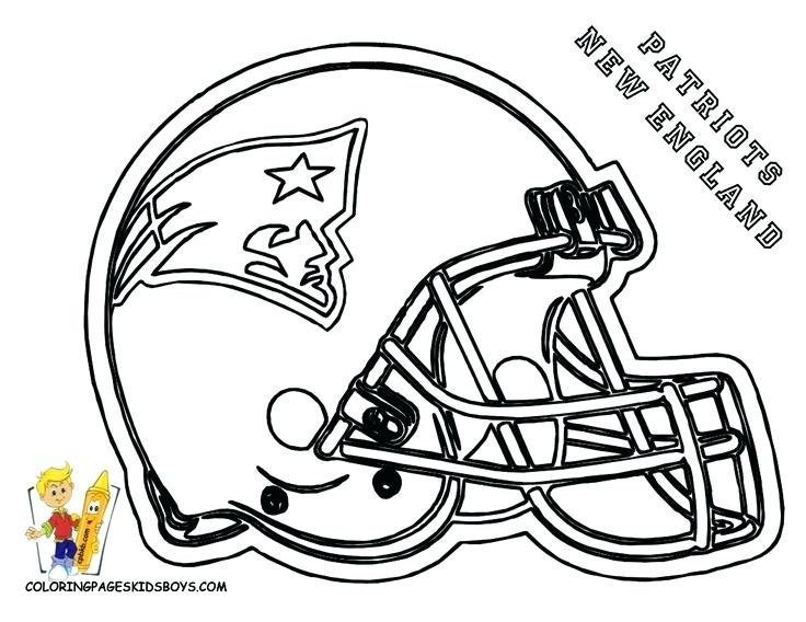 736x568 Football Helmet Coloring Pages