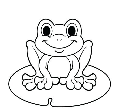 460x425 Best Of Frog Coloring Pages Pictures X Cartoon Frog Coloring Pages