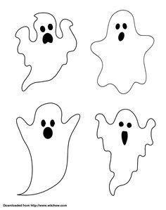 236x299 Drawn Ghostly Cute