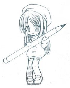 236x294 Easy Anime Drawings How To Draw Anime And Manga The Answer Is