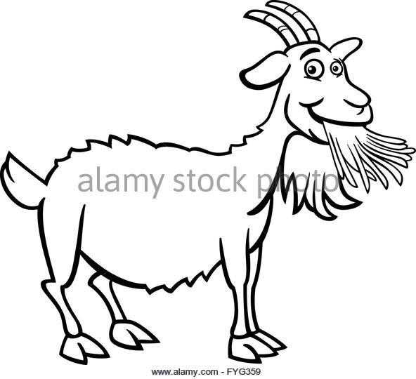 592x540 Goat Cartoon Stock Photos Amp Goat Cartoon Stock Images
