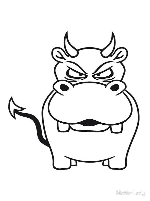 600x800 Evil Devil Satan Demon Hell Monster Hippopotamus Small Dick Comic