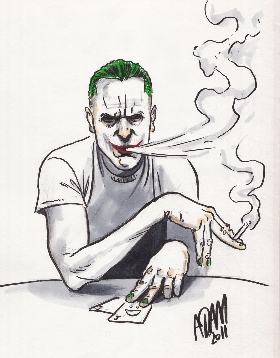 cartoon joker drawing at getdrawings | free for personal use