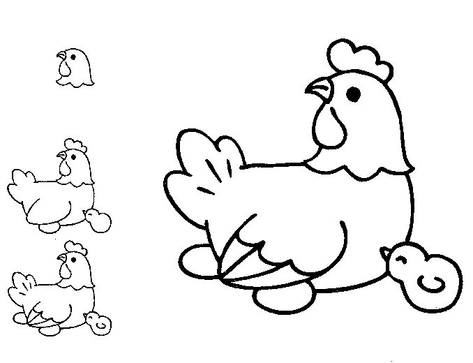678x520 Drawings For Kids To Colour Coloring Page