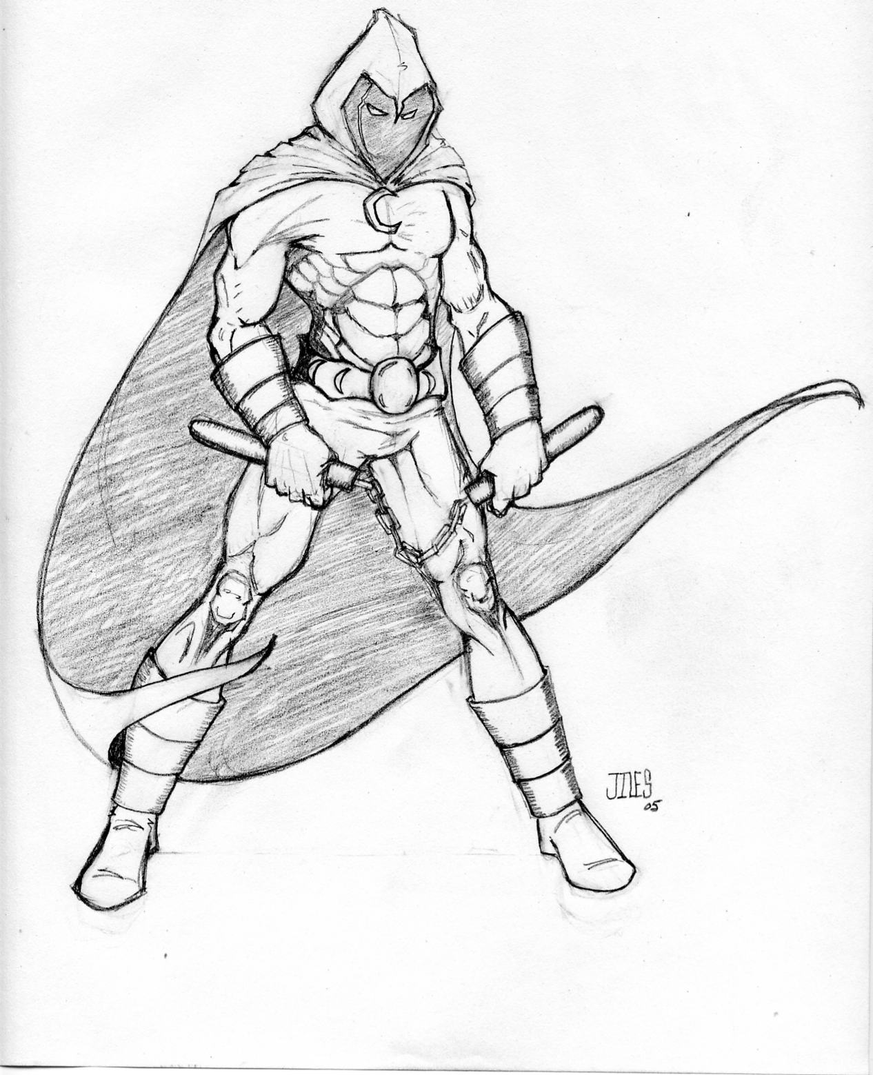 Cartoon Knight Drawing At GetDrawings