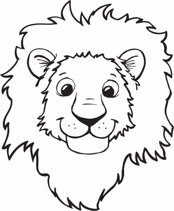 564x684 Best 25 Lion Clipart Ideas On Pinterest Coloring Pages