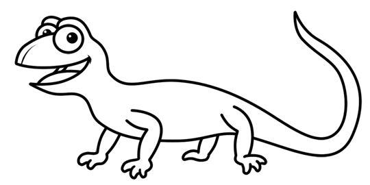 540x270 Lizard Cartoon Pictures Group