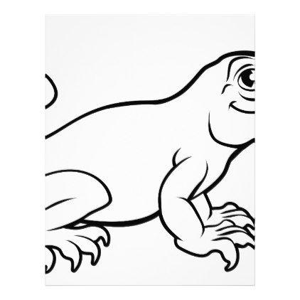 422x422 The Best Cartoon Lizard Ideas On Cartoon Smile