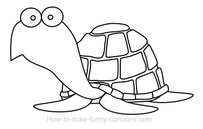 Cartoon Outline Drawing at GetDrawingscom Free for personal use