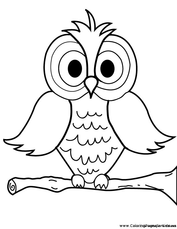 612x792 Cozy Design Coloring Page Owl Click The Cartoon Pages