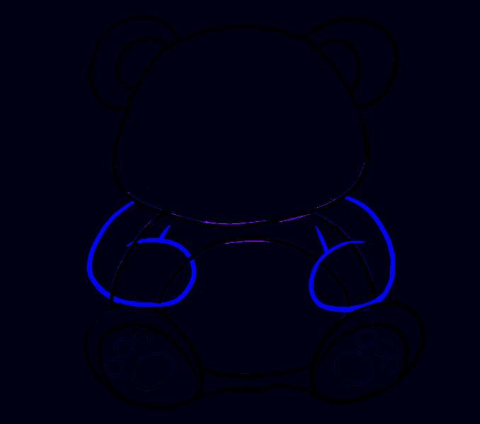 678x600 How To Draw A Cute Cartoon Panda In A Few Easy Steps Easy