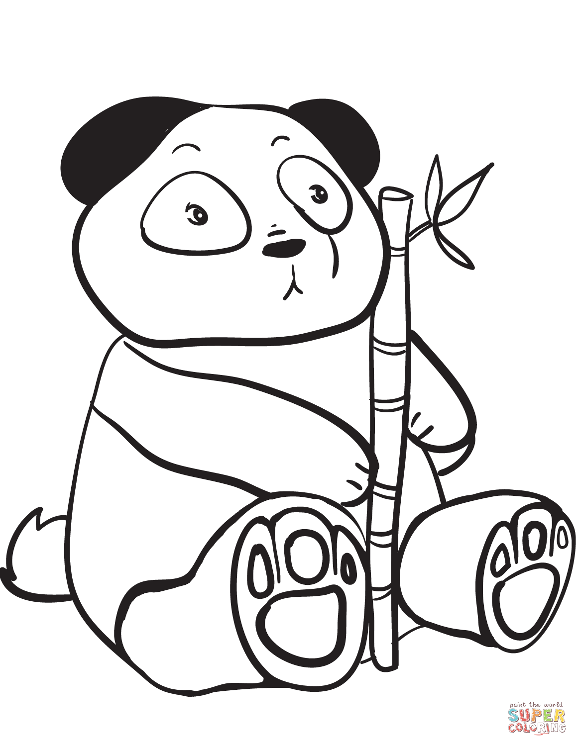 Beautiful 1159x1500 Coloring Pages Amazing Coloring Pages Draw A Cartoon Panda