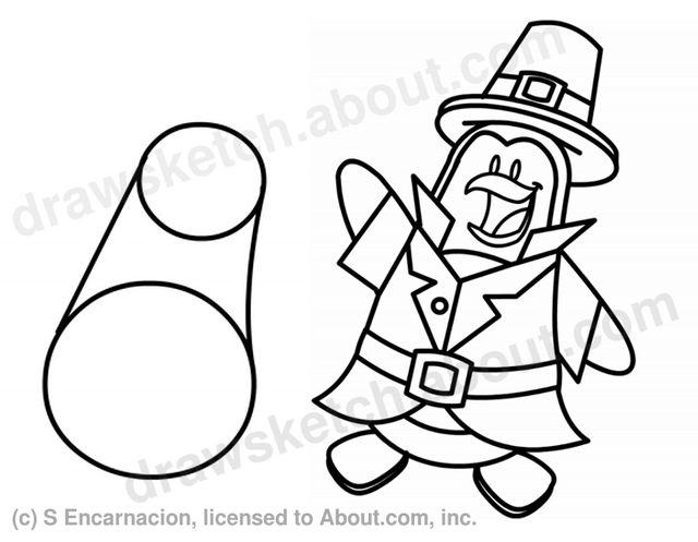640x497 The Best Penguin Cartoon Ideas On Penguin Drawing