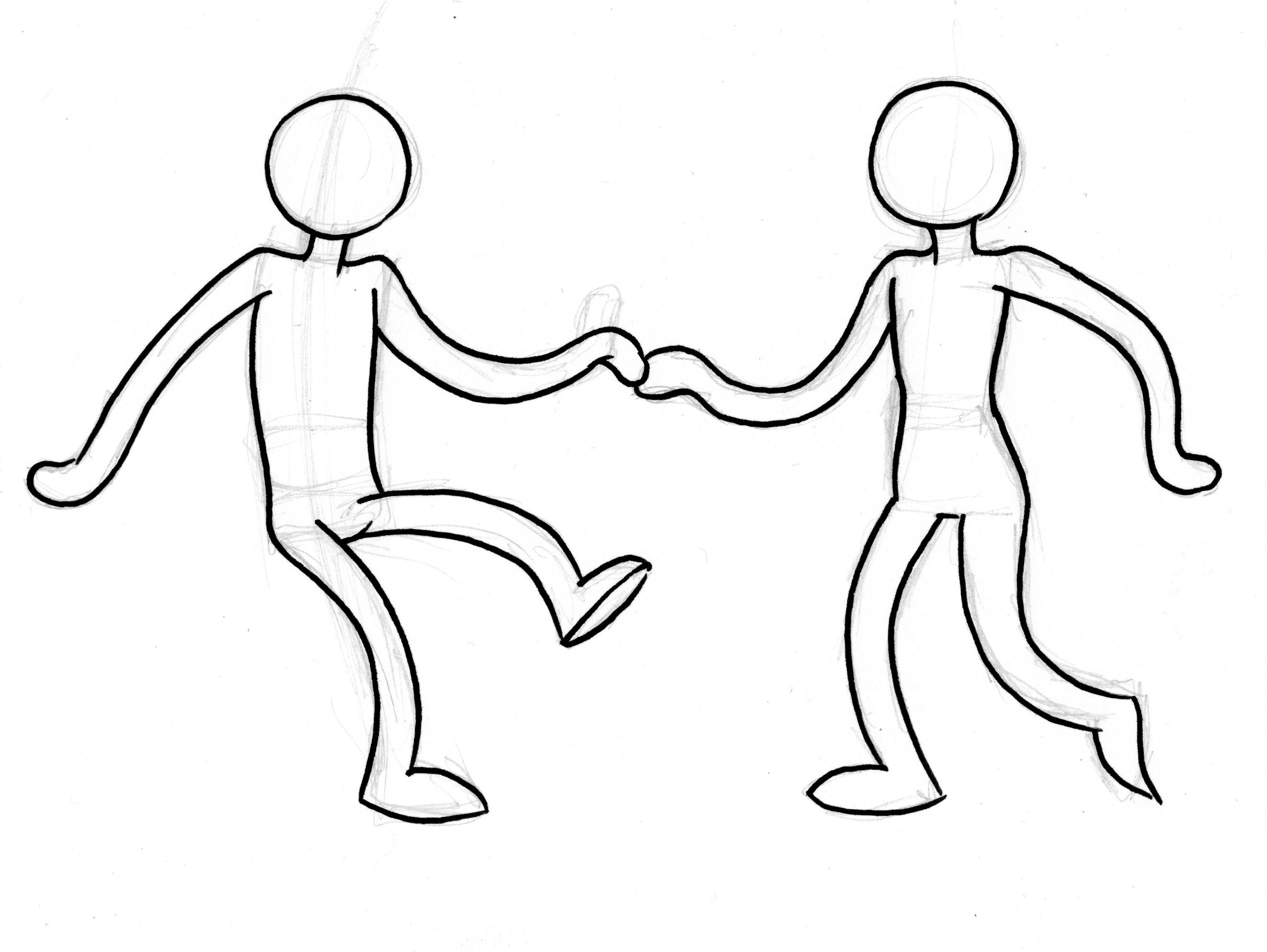 2644x1988 Cartoon Figure Drawing Blanks Cartooning Amp Animation