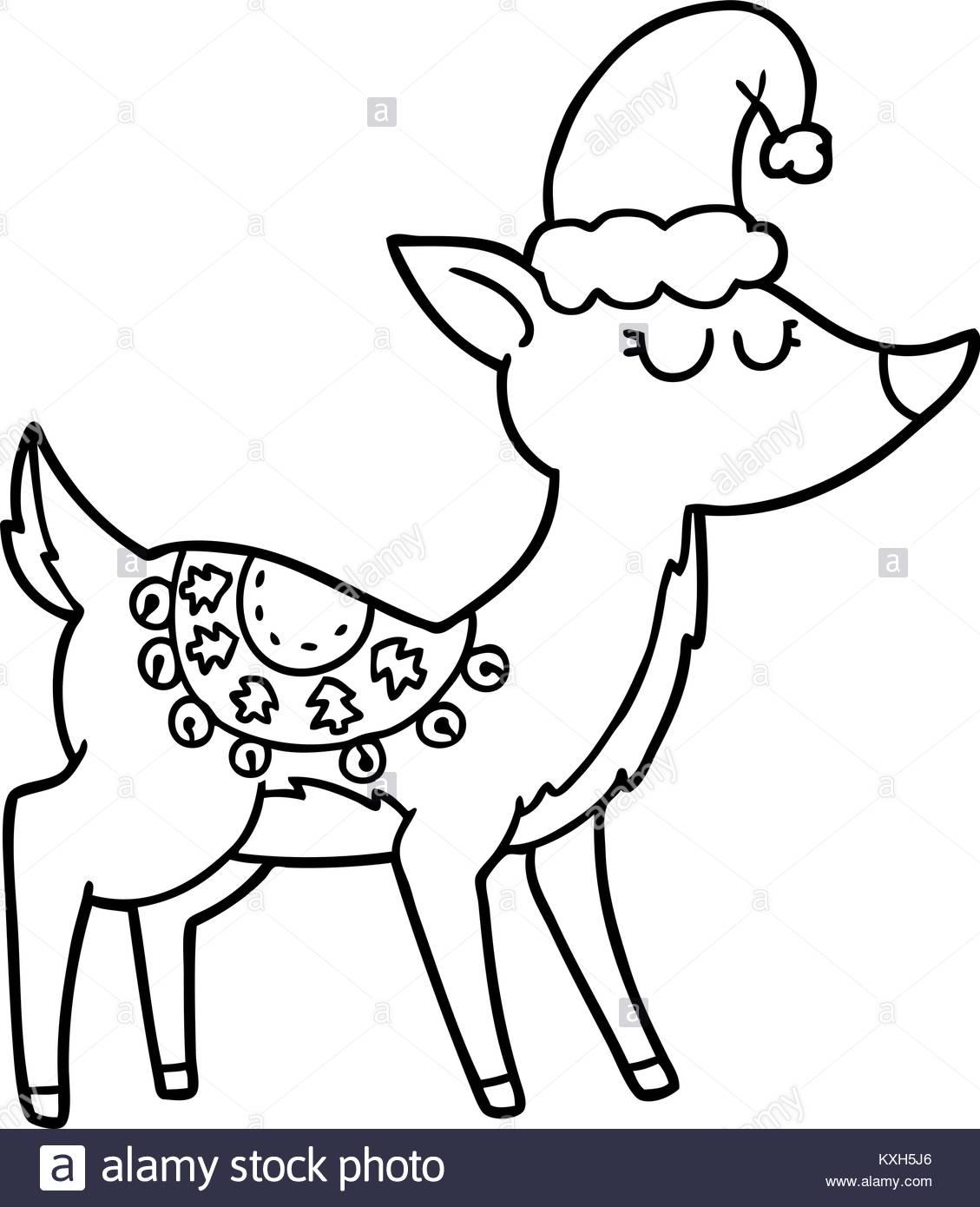 1129x1390 Cartoon Reindeer Stock Photos Amp Cartoon Reindeer Stock Images
