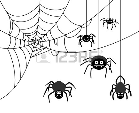 450x368 Spider Cartoon Stock Photos. Royalty Free Business Images