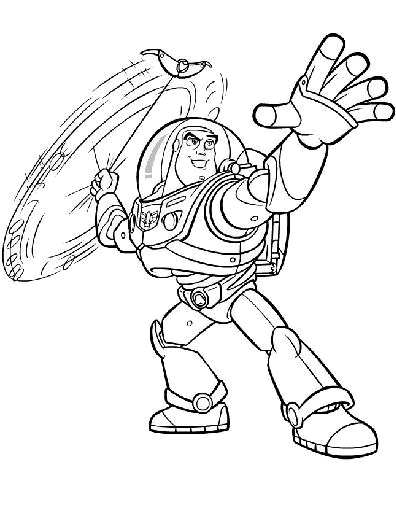 396x523 Buzz Lightyear Of Star Command