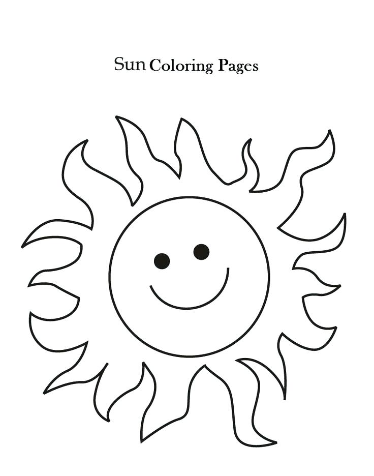 736x936 The Sun Coloring Pages Best Planets Coloring Pages For Line