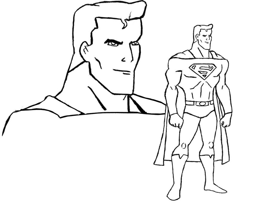 900x704 Animated Superman Design Bw By Bigbmh