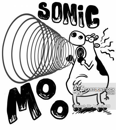 400x449 Sound Waves Cartoons And Comics