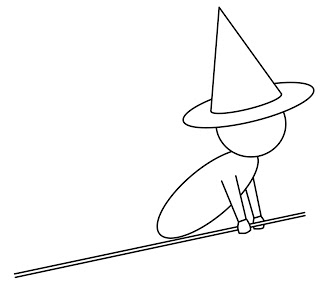 320x298 How To Draw Cartoons Witch