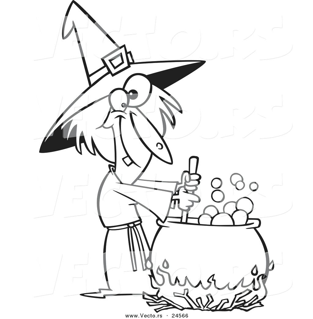 1024x1044 Coloring Cute Witch Coloring Pages