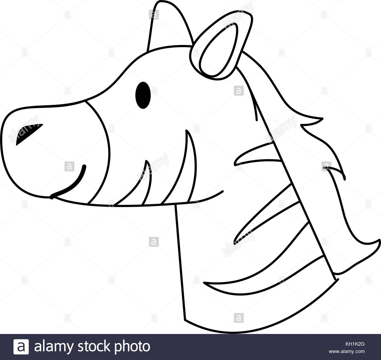 1300x1231 Zebra Head Cartoon Stock Photos Amp Zebra Head Cartoon Stock Images