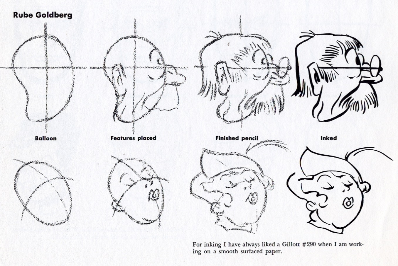 1356x908 Learn To Draw Cartoons Lesson 4