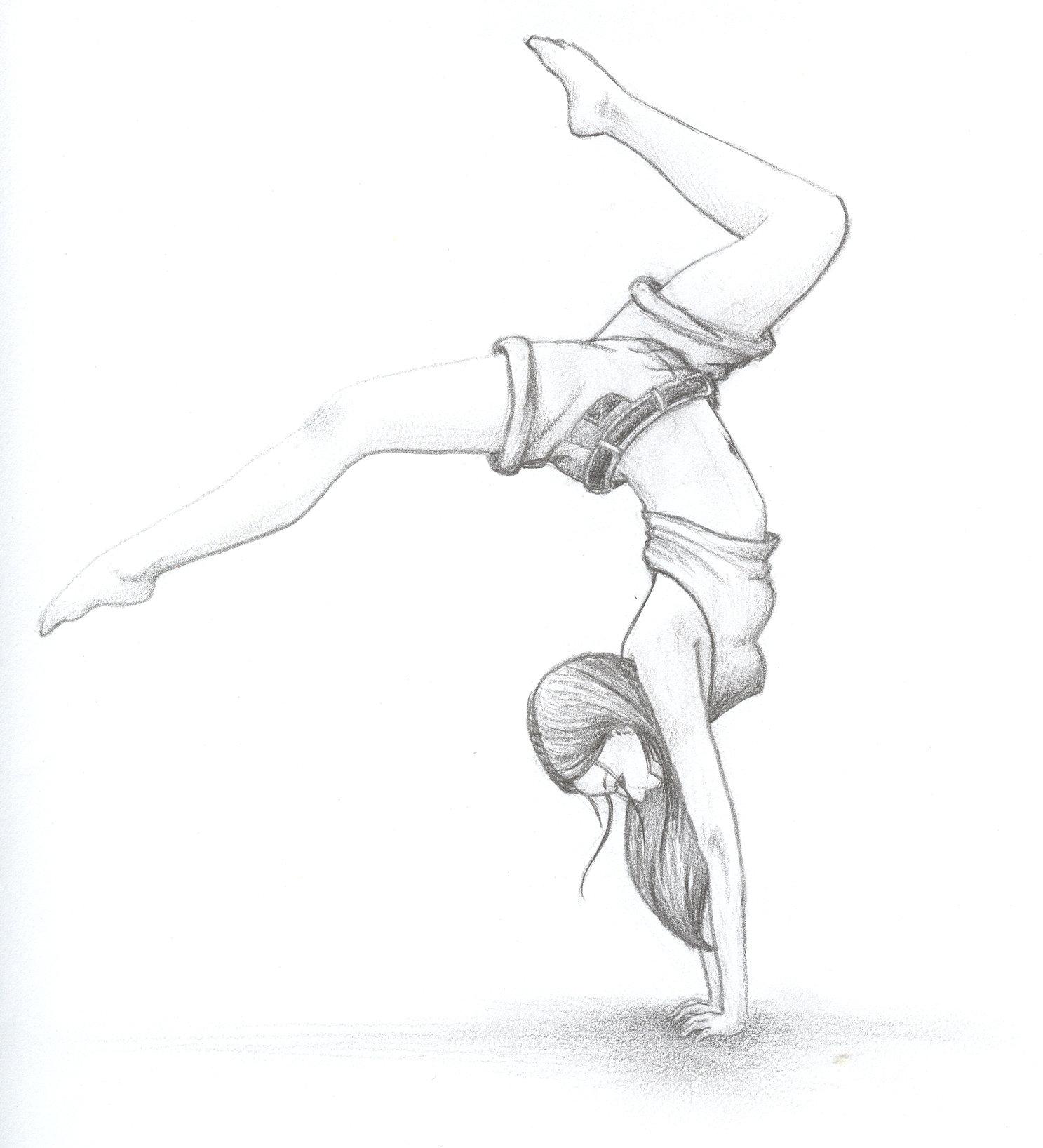 1487x1636 Gymnast By Liquidsplinter