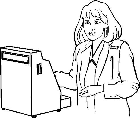 490x413 Cashier 6 Clipart Clip Art Pictures Images For School