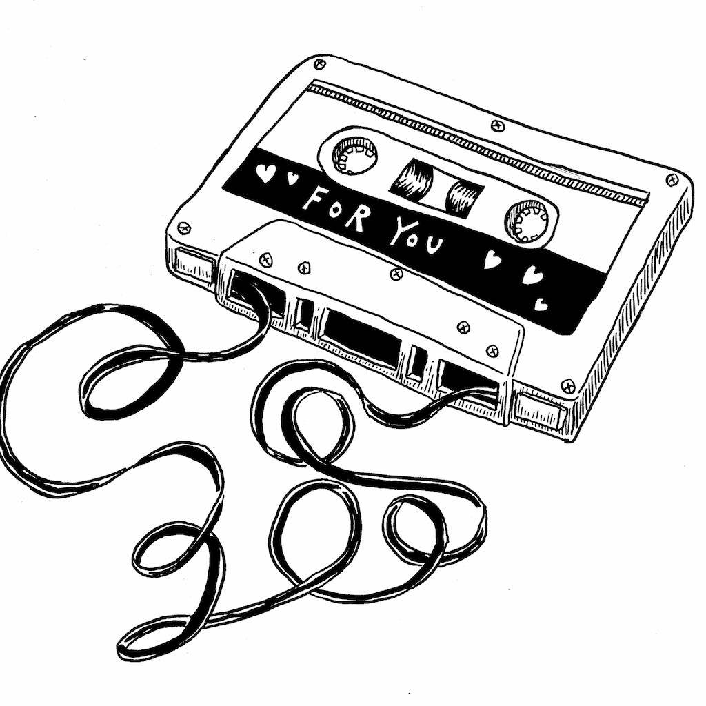 1024x1024 An Eclectic Mix Tape Lt3 Music 13 Reasons