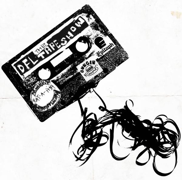 600x593 D.f.l. (Dead Fucking Last) The Tape Show Reissue