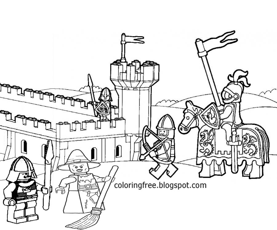 Castle Drawing For Kids At Getdrawings Free For Personal Use