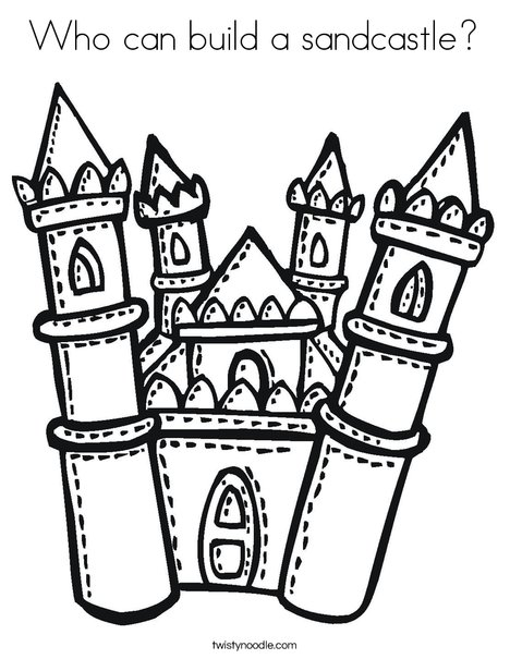 468x605 Medieval Sand Castle Coloring Pages Knights And Castles Coloring