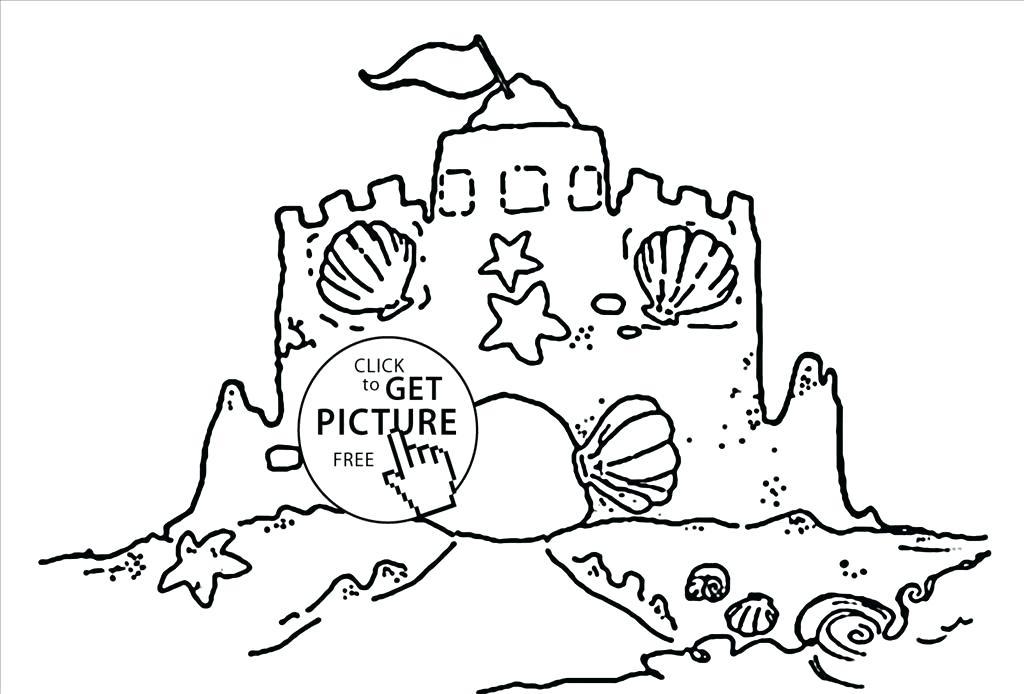 1024x694 Castle Coloring Book And Coloring Page Castle Princess Castle
