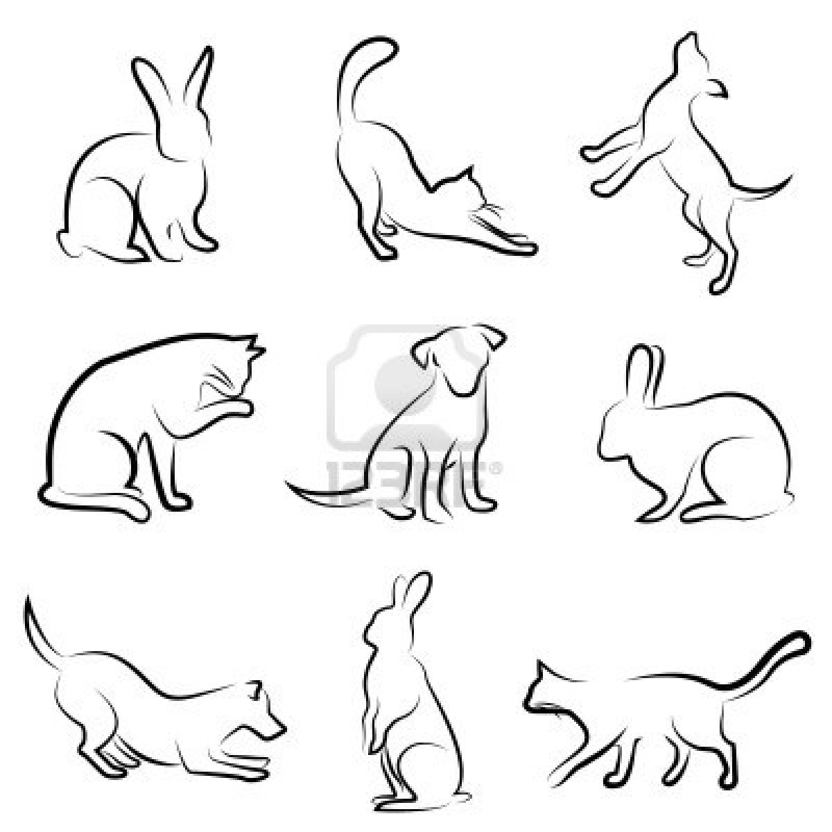 the best free pressure drawing images download from 50 free  1200x1200 good studies in line pressure as well as negative space bunnies