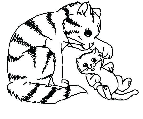 600x500 Lovely Cats And Dogs Coloring Pages Crayola Photo Cat Dog 2