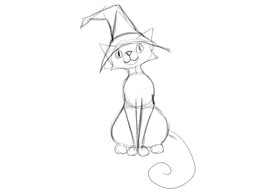 560x400 Creating A Cat For All Hallow's Eve The Story Elves