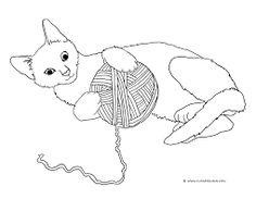 236x183 Image Result For Cats Playing With Yarn Playful Cats