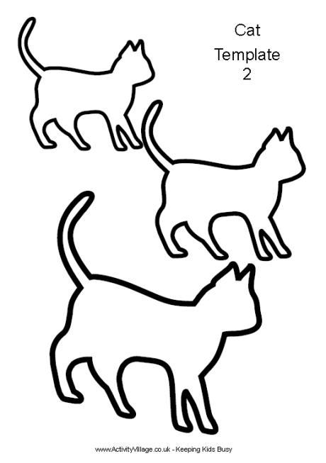 460x653 Cat Template 2