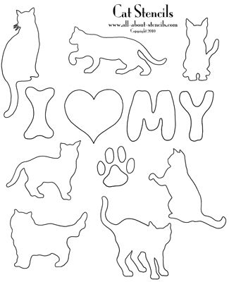 325x400 Click Here For More Free Printable Stencils! Craft Ideas