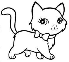236x214 Resultado De Imagen Para Cat Drawing Cats Cat