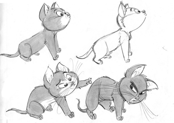 Cat Drawing Website