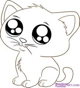 273x300 Cute Cartoon Cat Eyes Cute Cartoon Cat Big Eyes, Cute Cartoon Cats